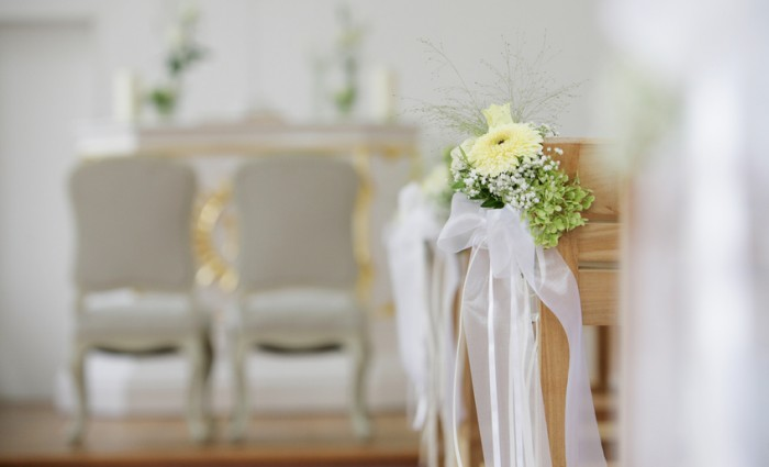 Ablauf einer evangelischen Trauung mit Solistin