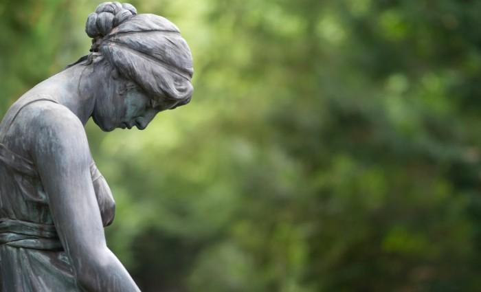 Stilvoller Abschied mit Trauerliedern
