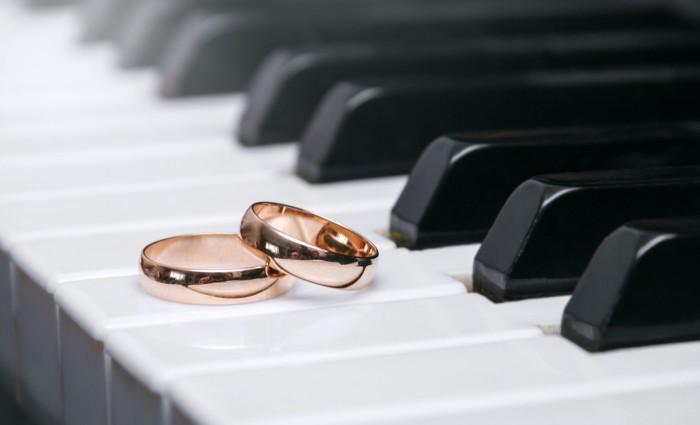 Beliebteste Hochzeitsversionen deutscher Hochzeitslieder