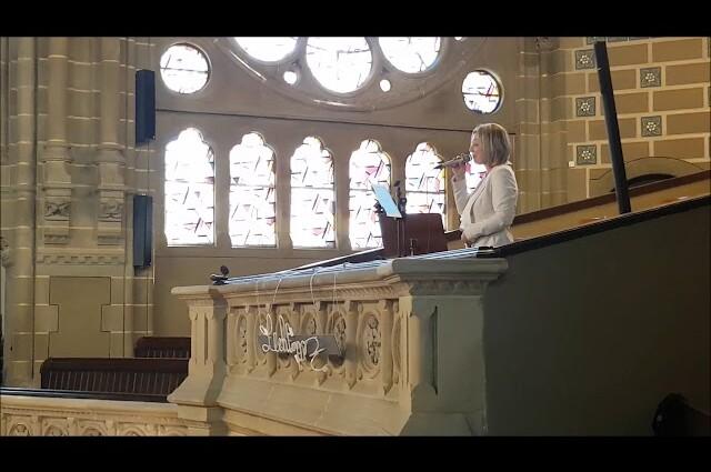 Hochzeitslied The Greatest Love (W. Houston) Hochzeitsversion Kirche Annettmusic.de