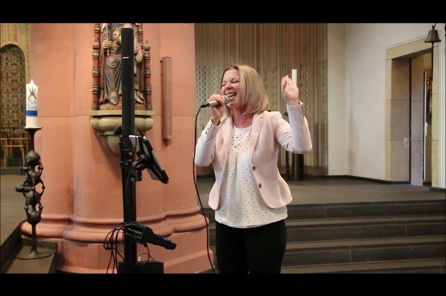All Of Me Pianoversion Hochzeitslied LIVE Cover (Legend) Lyrics gesungen by #Annettmusic.de