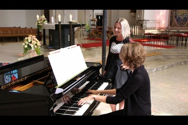 All of me Hochzeitslied Hochzeitsversion englisch (Legend Cover) Live Kirche #Annettmusic.de