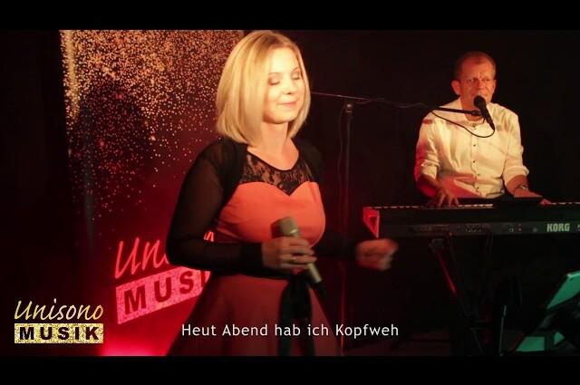 Tanzband Coverband Hochzeitsband Unisono Schlager Medley LIVE #www.Unisono-Musik.de